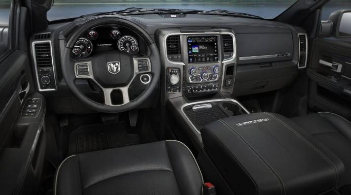 2020 Dodge Ram redesign