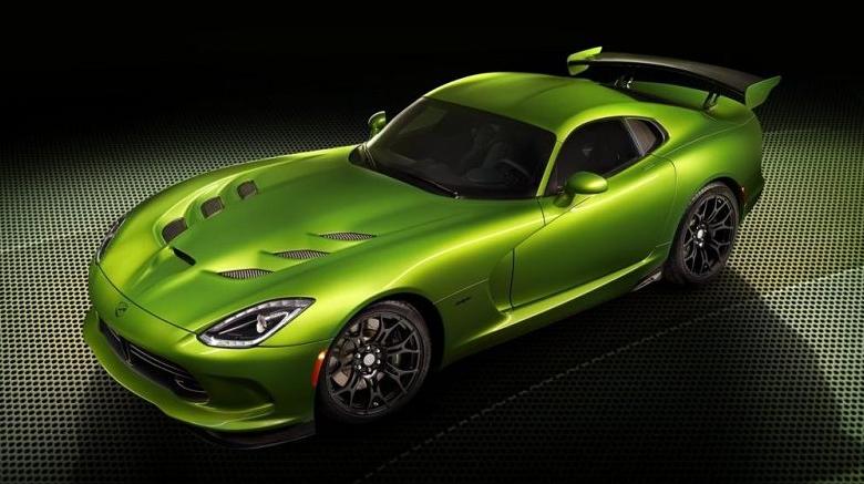 2020 Dodge Viper ACR review