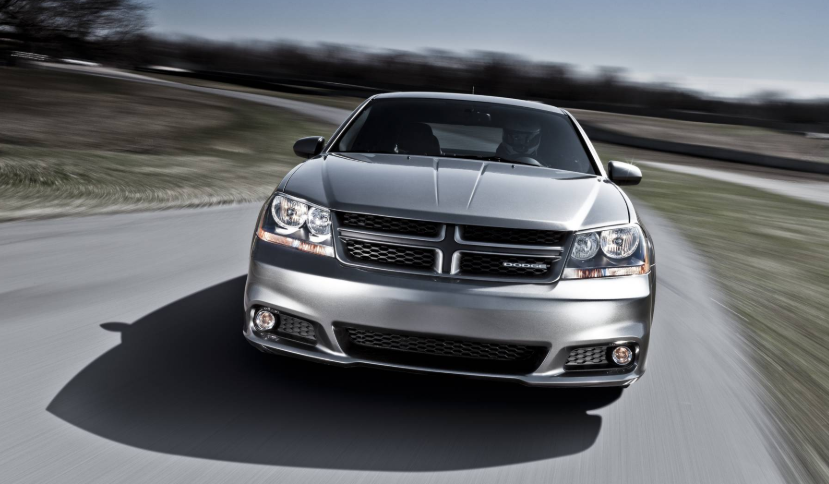2019 Dodge Avenger redesign