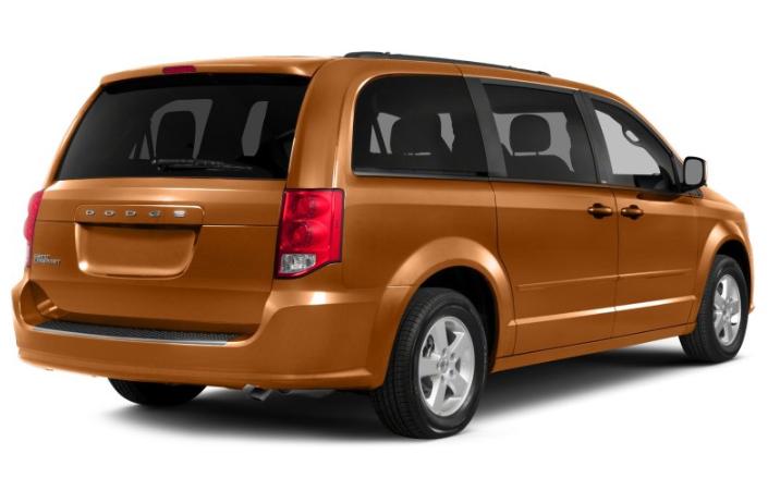 2019 Dodge Caravan MPG redesign