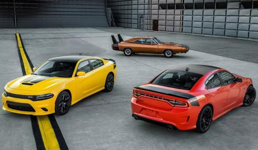 2019 Dodge Challenger Daytona new