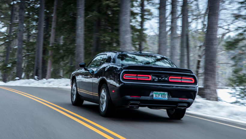 2019 Dodge Challenger GT redesign