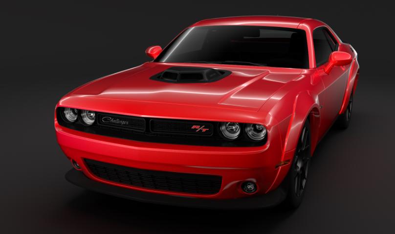 2019 Dodge Challenger RT Scat Pack 392 Widebody design