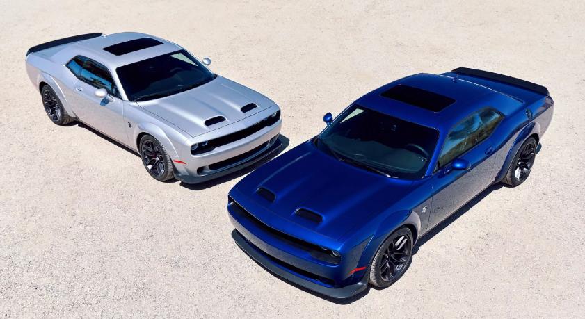 2019 Dodge Challenger SRT Redeye news