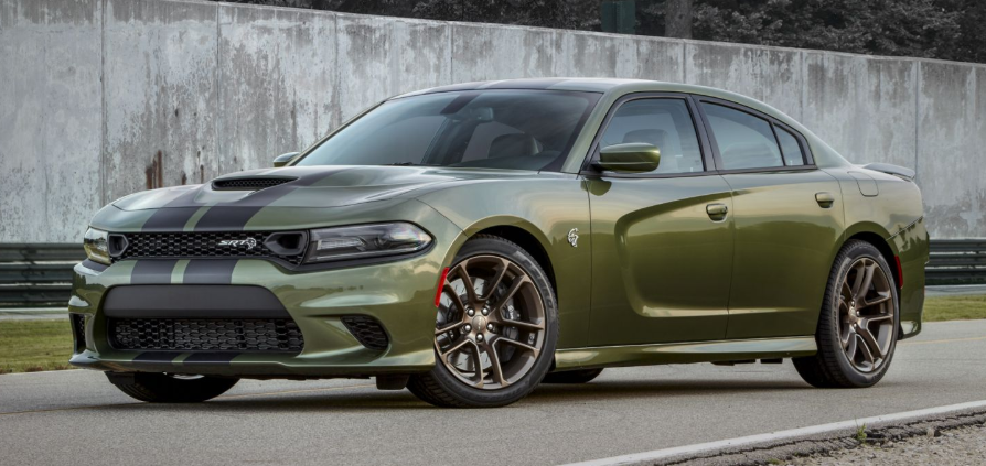 2019 Dodge Charger 426 Hemi redesign