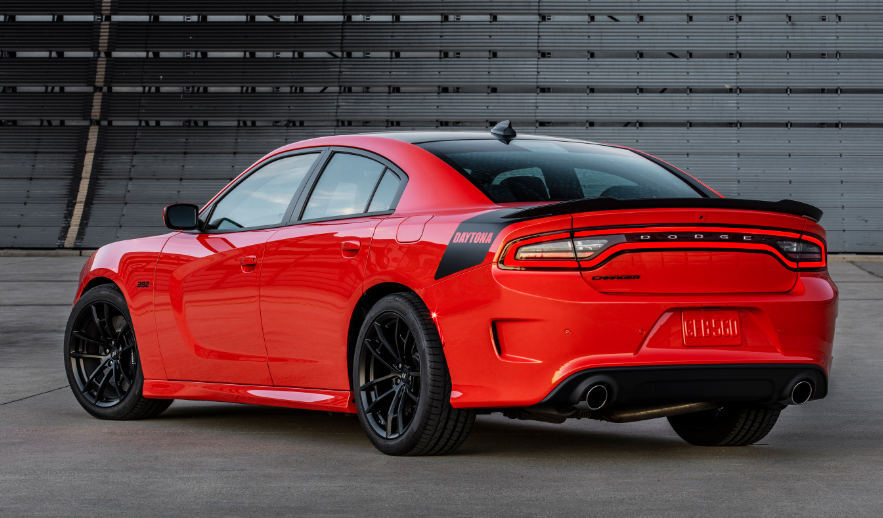 2019 Dodge Charger Daytona 392 release date