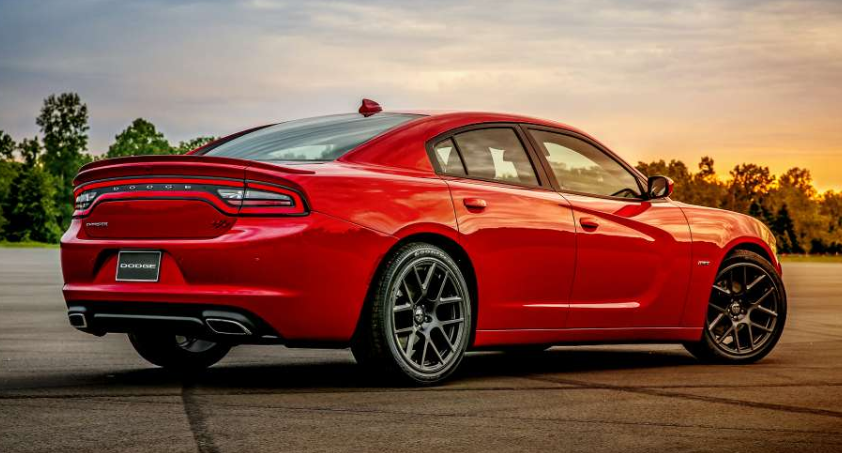 2019 Dodge Charger GT redesign