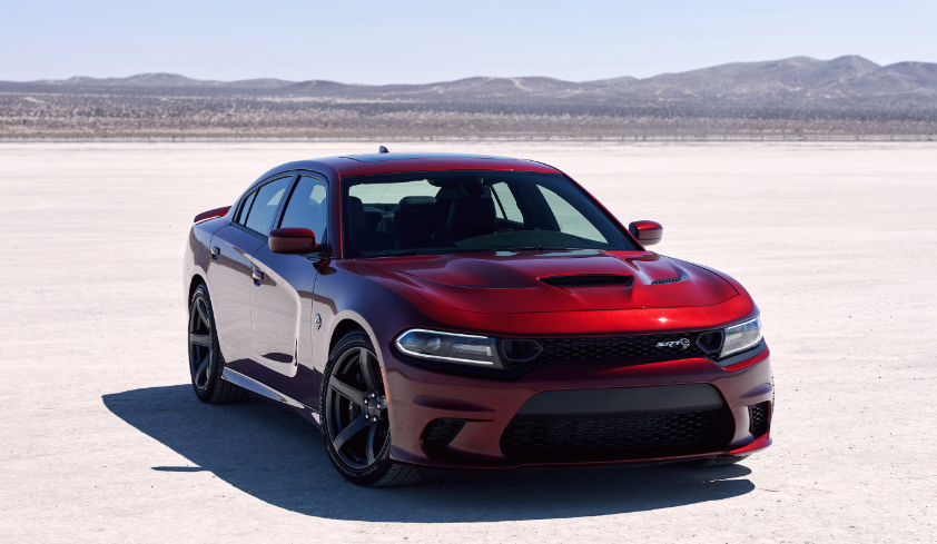 2019 Dodge Charger Hellcat changes