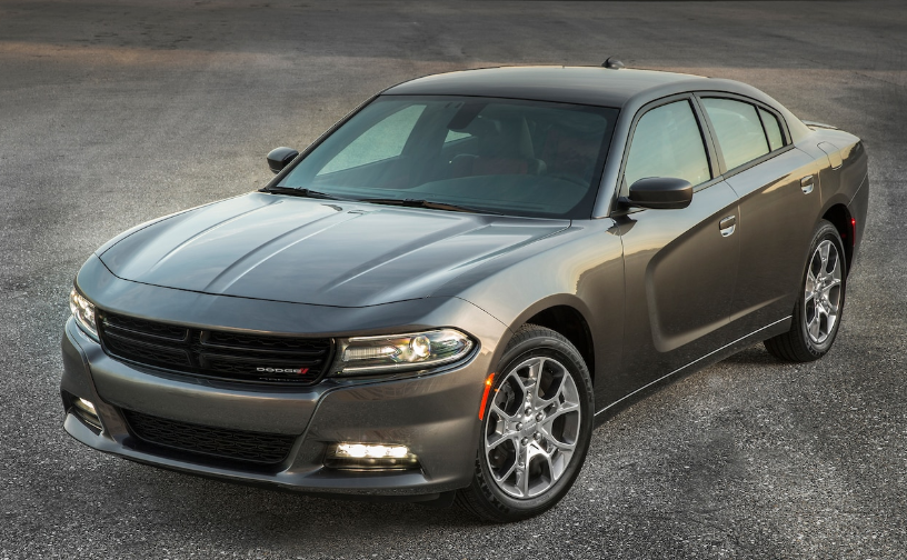 2019 Dodge Charger SE V8 design