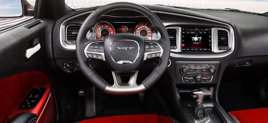 2019 Dodge Charger SRT Hellcat news