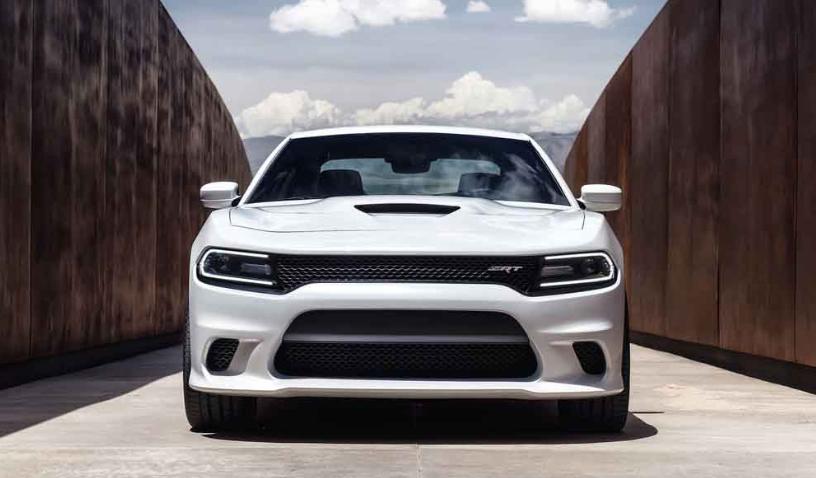 2019 Dodge Charger SRT design