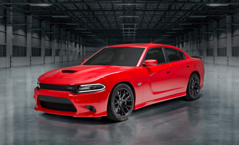 2019 Dodge Charger Scat Pack redesign