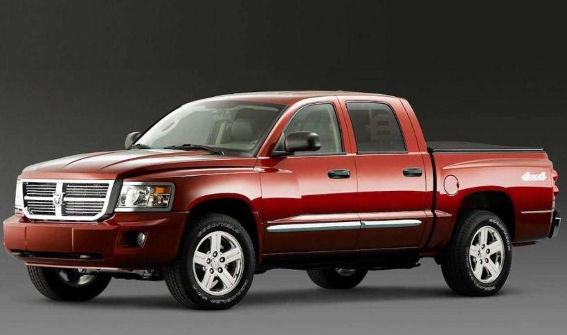2019 Dodge Dakota 4x4 redesign
