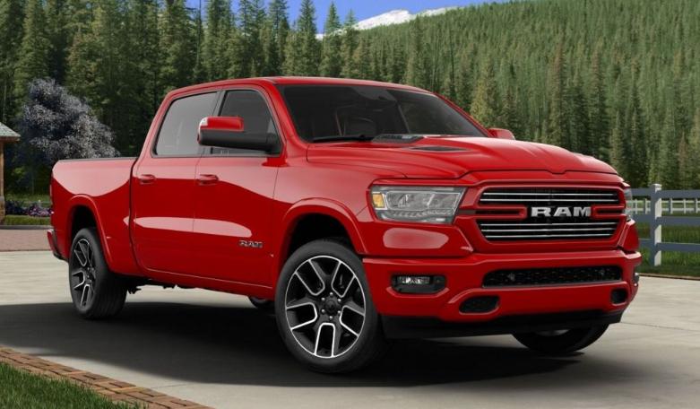 2019 Dodge Dakota redesign