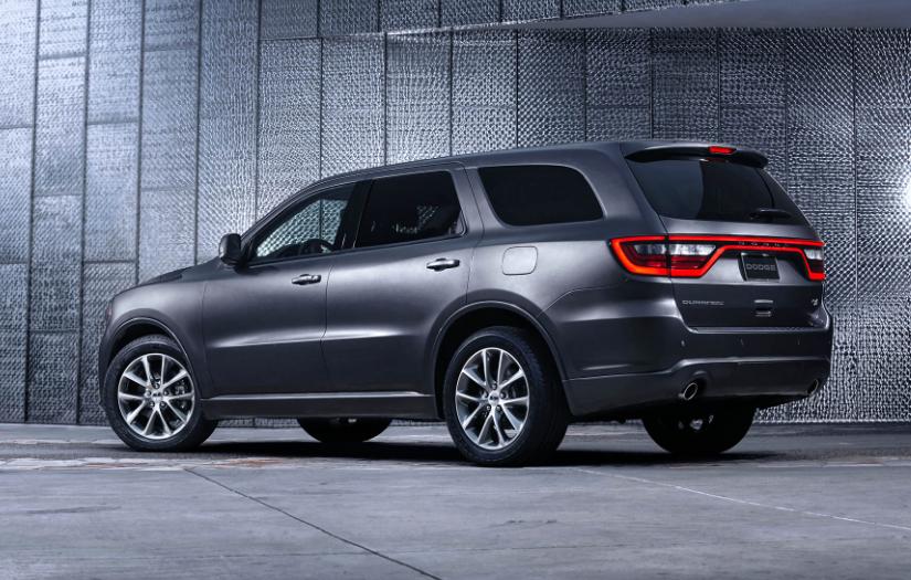 2019 Dodge Durango Citadel release date