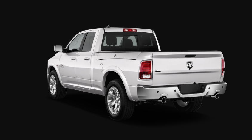 2019 Dodge Durango Pickup design