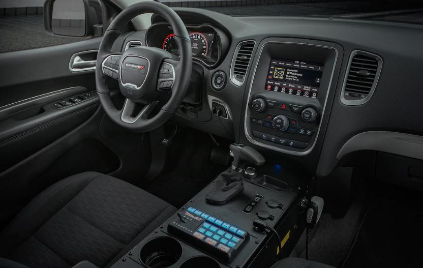 2020 Dodge Durango SRT8 changes