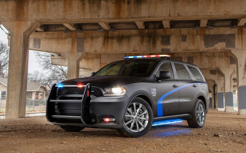 2019 Dodge Durango Pursuit release date