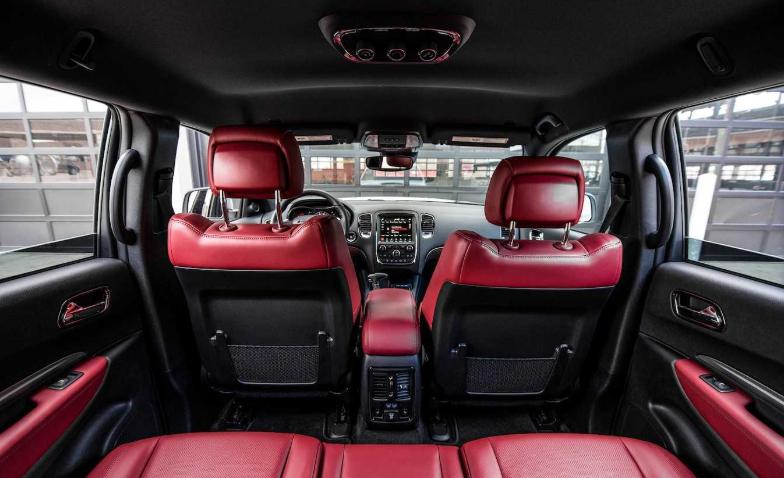 2019 Dodge Durango R/T release date