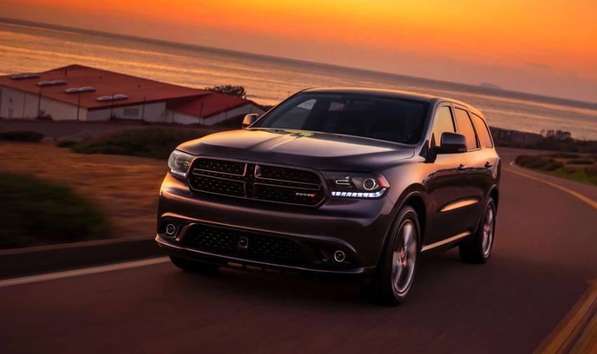 2019 Dodge Durango release date