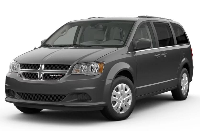 2019 Dodge Grand Caravan MPG redesign