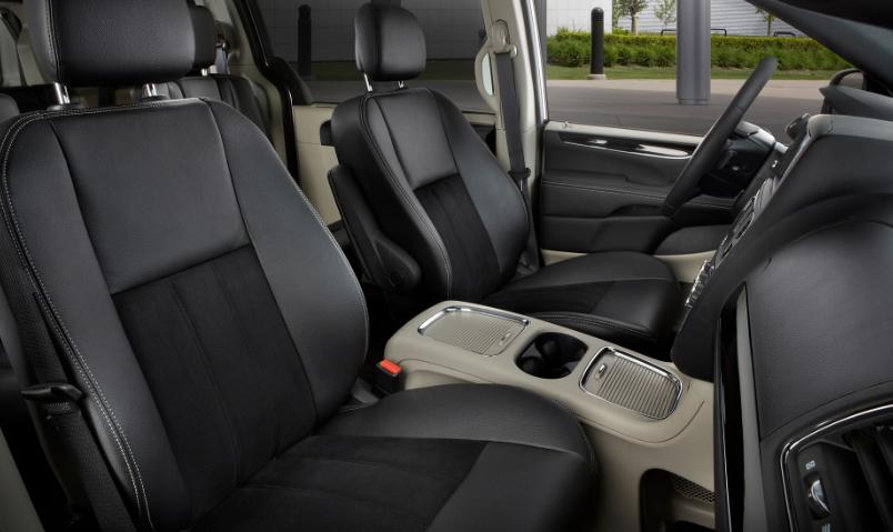 2019 Dodge Grand Caravan RT redesign
