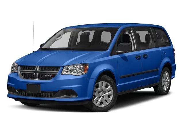 2020 Dodge Caravan Hybrid