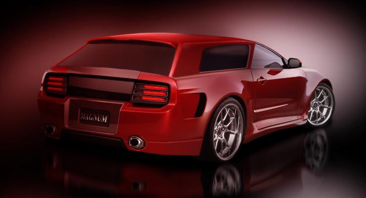2020 Dodge Magnum