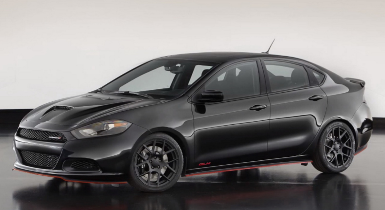 2019 Dodge Neon SRT4 redesign