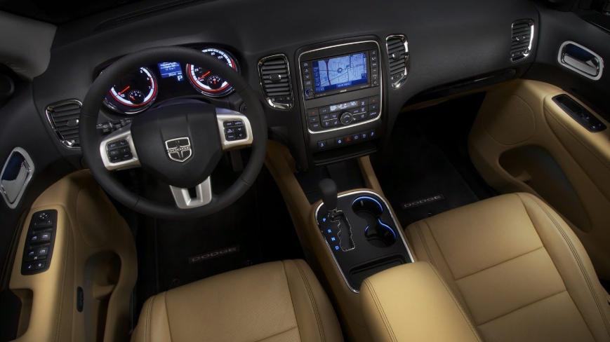 2019 Dodge Nitro redesign