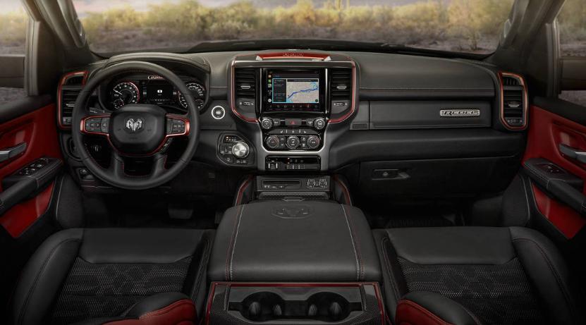 2020 Dodge Dakota Pickup TRX