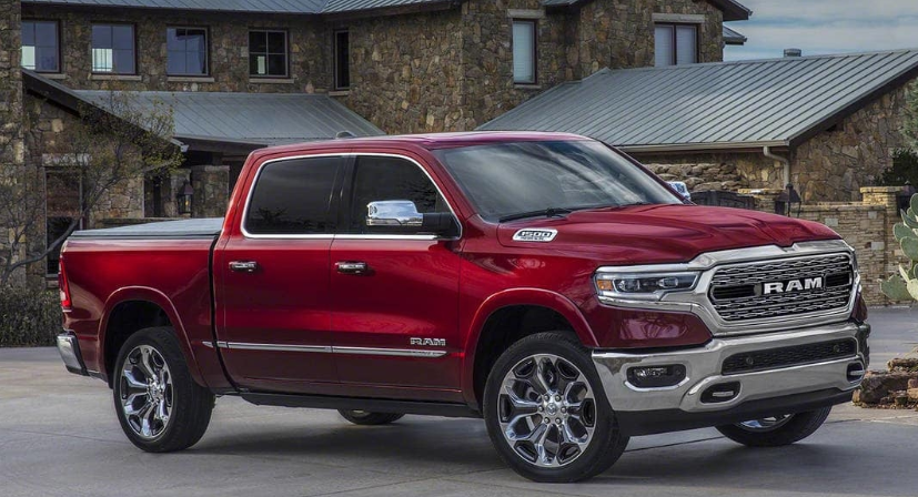 2019 Dodge Ram Dakota redesign