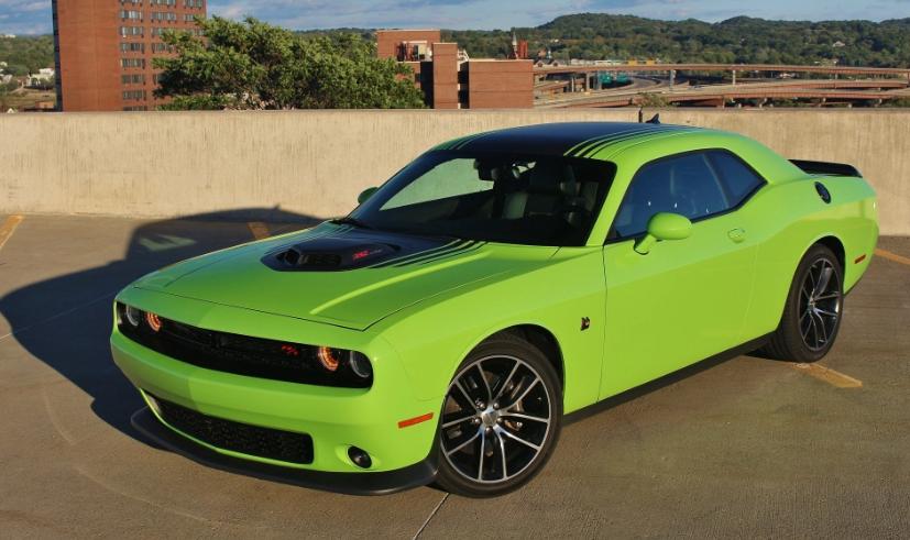 2019 Dodge Challenger 392 Scat Pack design