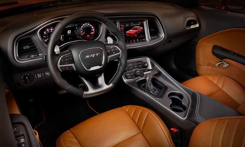 2020 Dodge Challenger Scat Pack Widebody