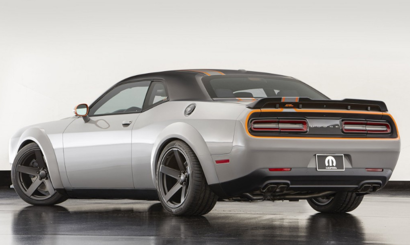 2019 Dodge Challenger ADR changes