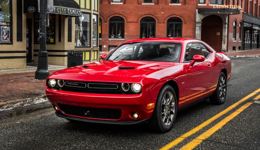 2020 Dodge Challenger AWD