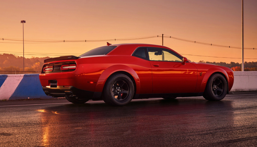 2019 Dodge Challenger Demon Hunter redesign