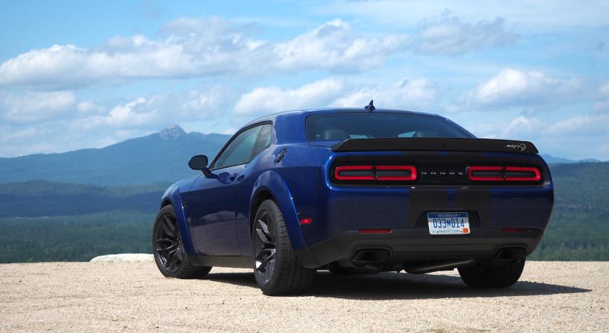 2020 Dodge Challenger 6.4L