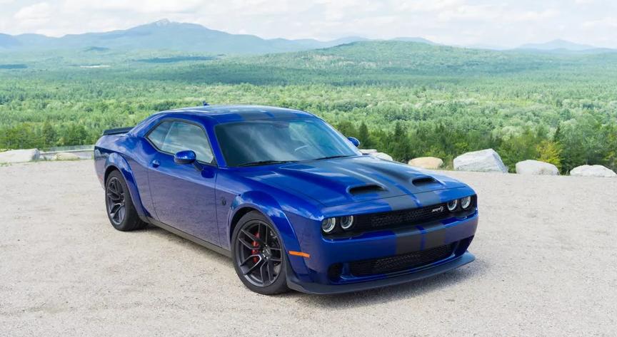 2019 Dodge Challenger Hellcat SRT new