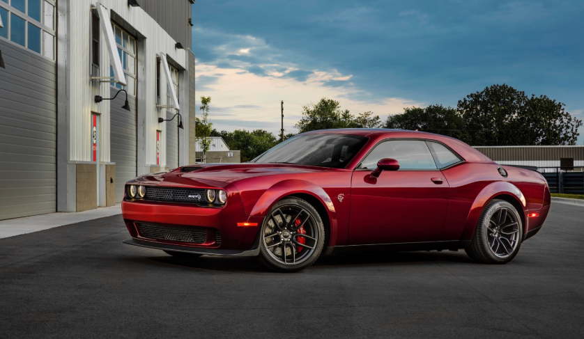 2019 Dodge Challenger Hellcat Widebody design