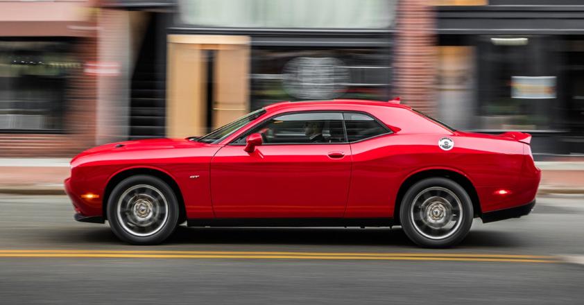 2019 Dodge Challenger Hemi redesign
