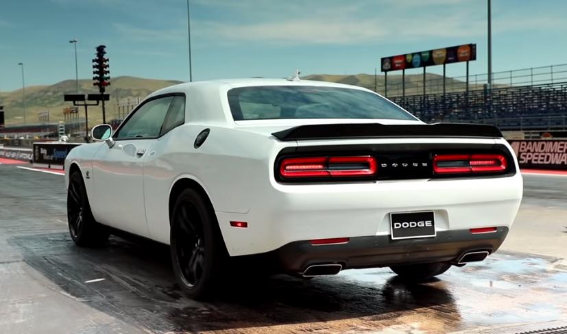 2019 Dodge Challenger RT Scat Pack 1320 redesign