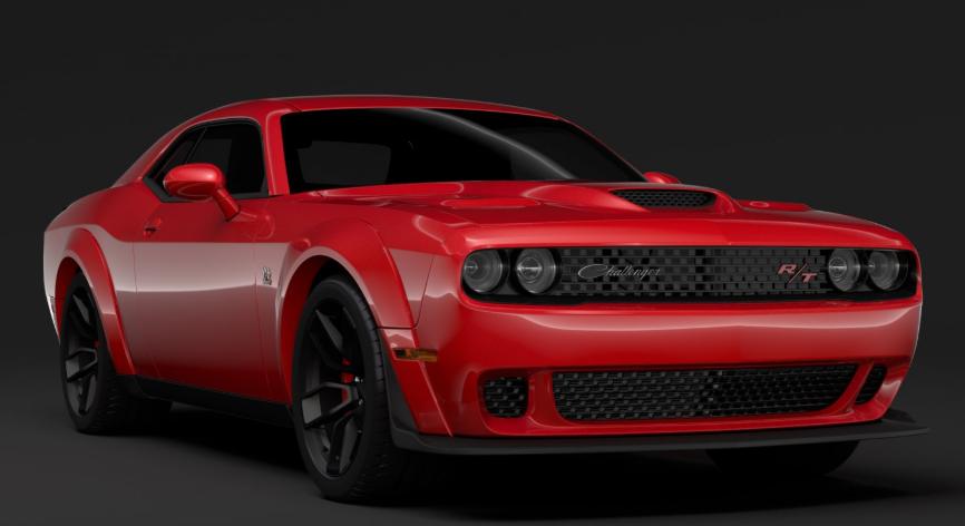 2020 Dodge R/T Scat Pack 392 Widebody