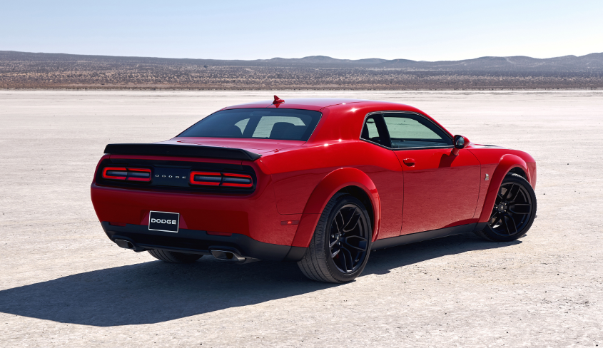 2019 Dodge Challenger RT Widebody review