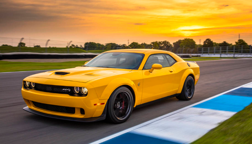 2019 Dodge Challenger SRT 392 redesign