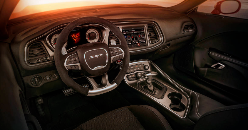 2020 Dodge Challenger SRT Hellcat Wide-Body
