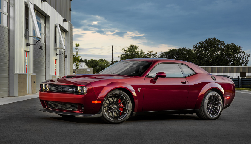 2019 Dodge Challenger SRT Hellcat 0-60 news
