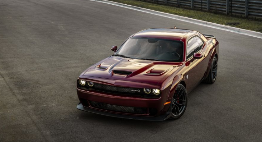 2019 Dodge Challenger SRT Hellcat Widebody redesign