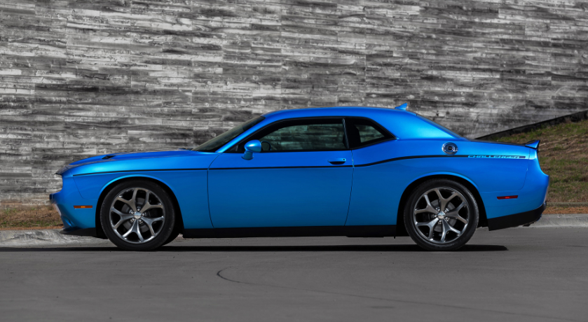 2019 Dodge Challenger SXT AWD changes