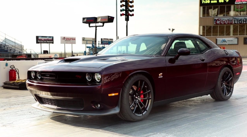 2019 Dodge Challenger Scat Pack 1320 design